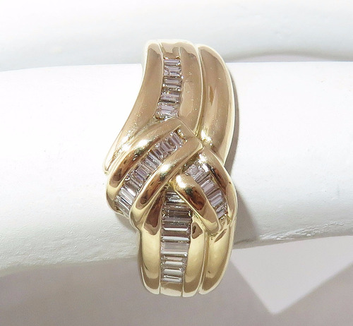 pocao2005- anel ouro 18k750 pave diamantes 12x s/j ft/gt 606