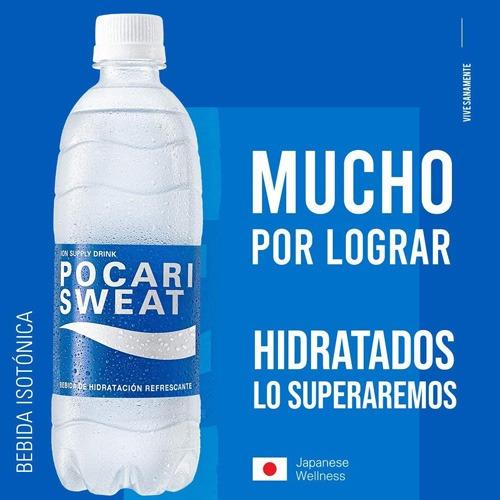 pocari sweat bebida isotónica hidratante japonesa miku 500ml