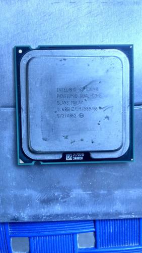 pocesador intel dual core e2140