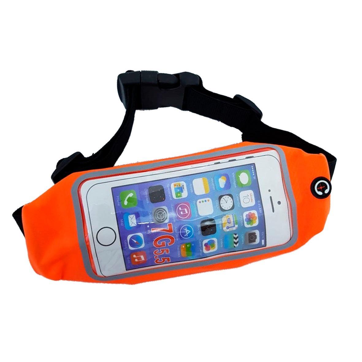 73468d85f74f8 pochete cinto para celular com porta chave academia corrida. Carregando  zoom.