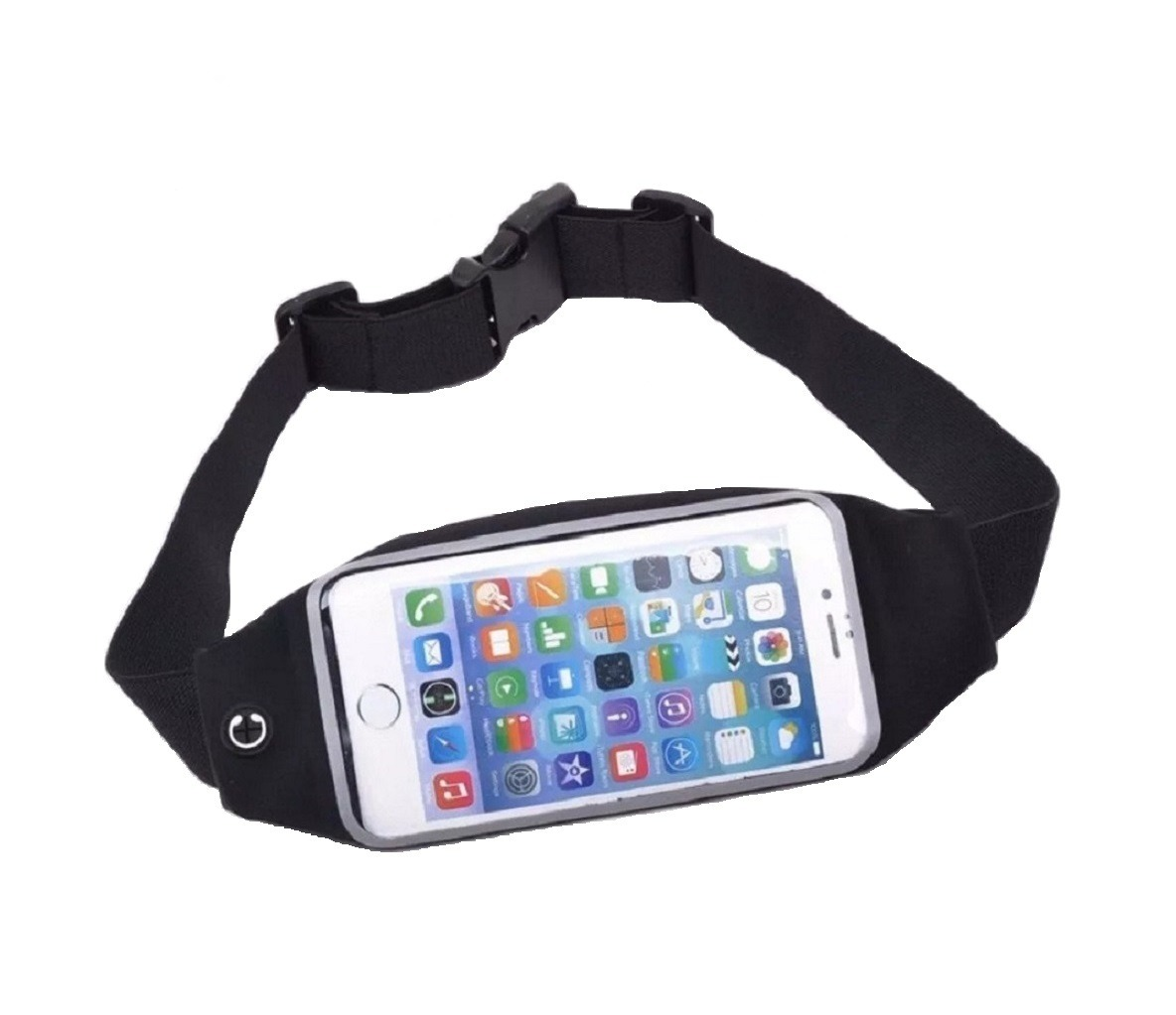 5f63e33148a23 pochete cinto para celular com porta chave academia  corrida. Carregando  zoom.