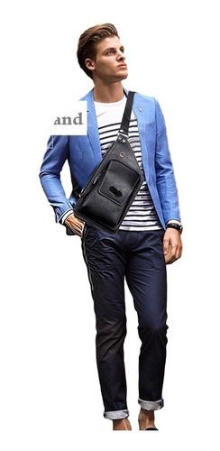 pochete colorado couro legitimo. ref: 756