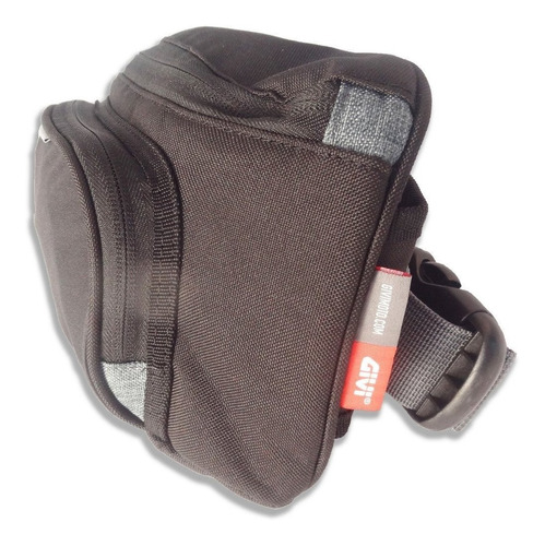 pochete de cintura bolsa c/ cinto viagem moto givi ea108b