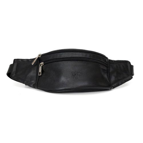 pochete de couro doleira masculina cintura
