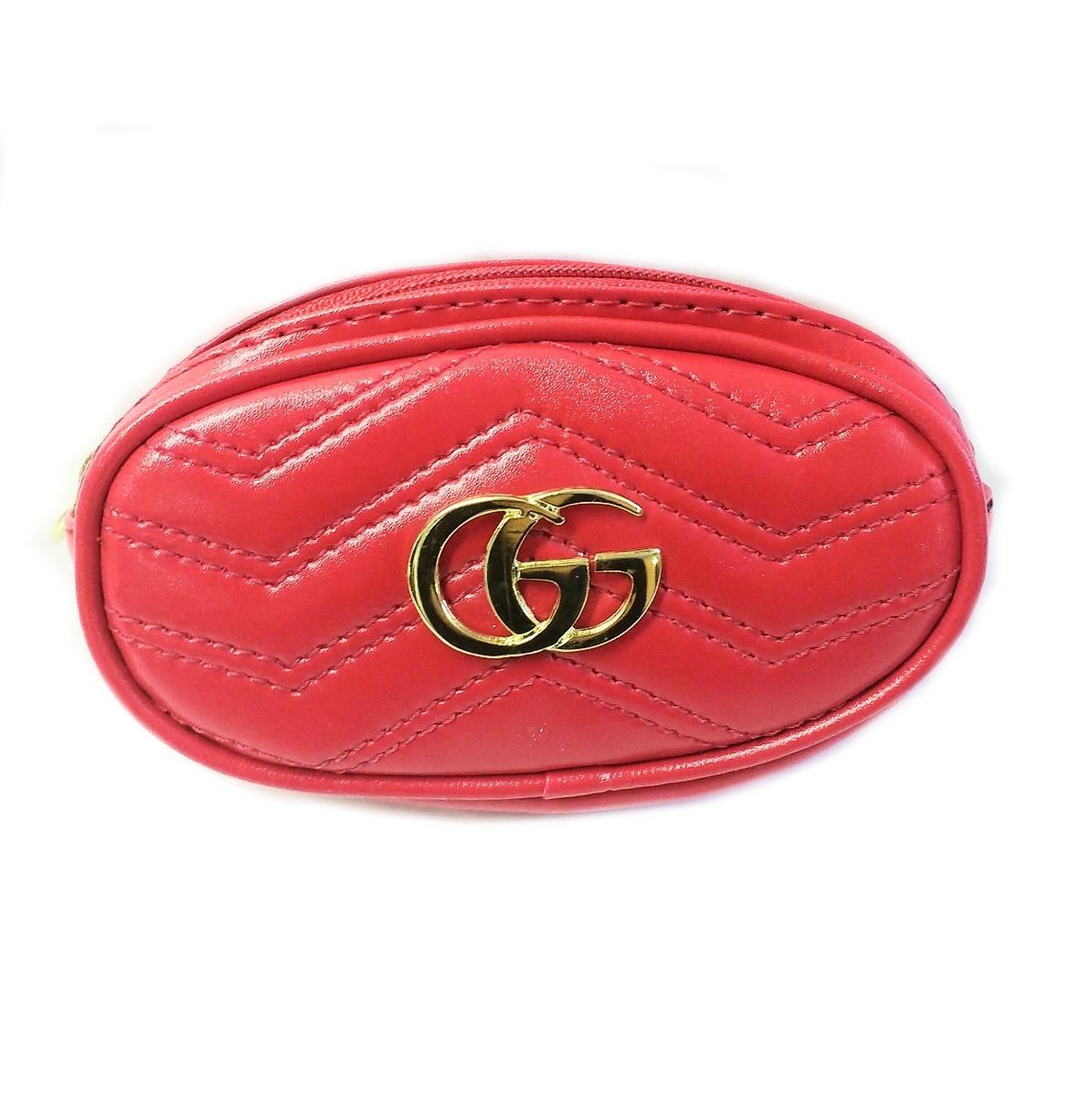 4dcd129a6 pochete gucci double g vermelha - moda grife blogueiras. Carregando zoom.