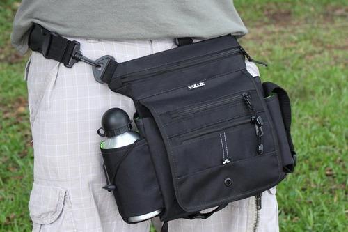 pochete hidra green bolsa de perna vullix squeeze é grátis