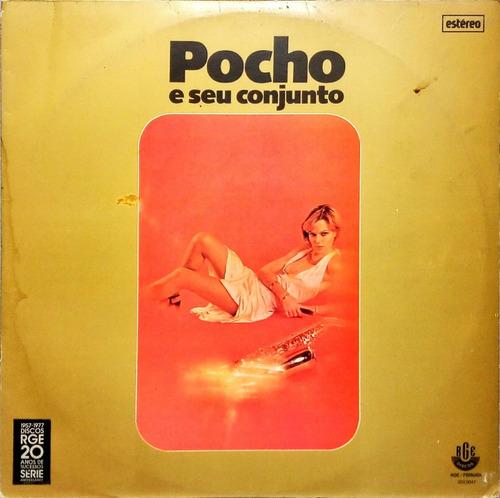 pocho e seu conjunto lp 1977 ruben perez pocho 15159