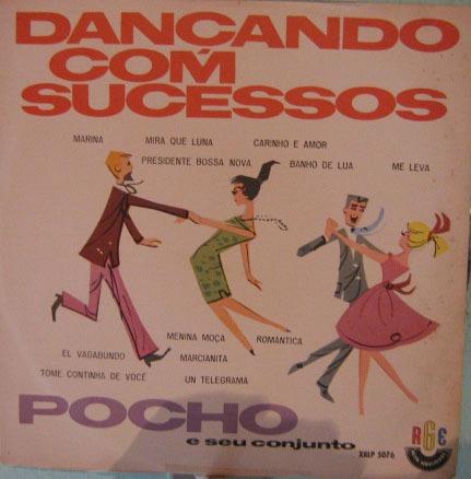 pocho & seu conjunto - dançando com sucessos