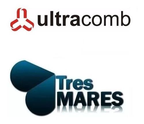 pochoclera ultracomb po-2700 1200w sin aceite