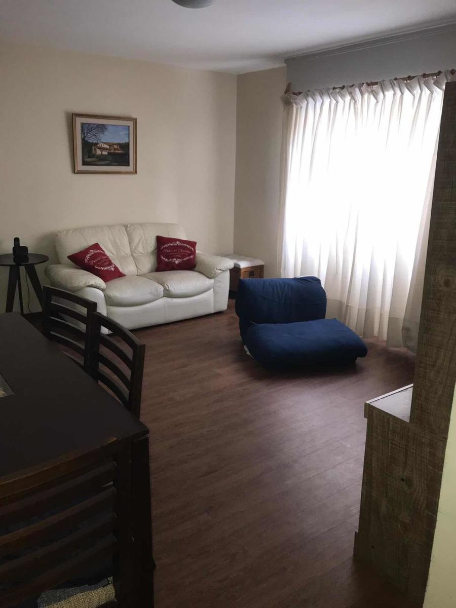 pocitos, b.blanco y bvar. españa, 2 dorm +servicio, garage