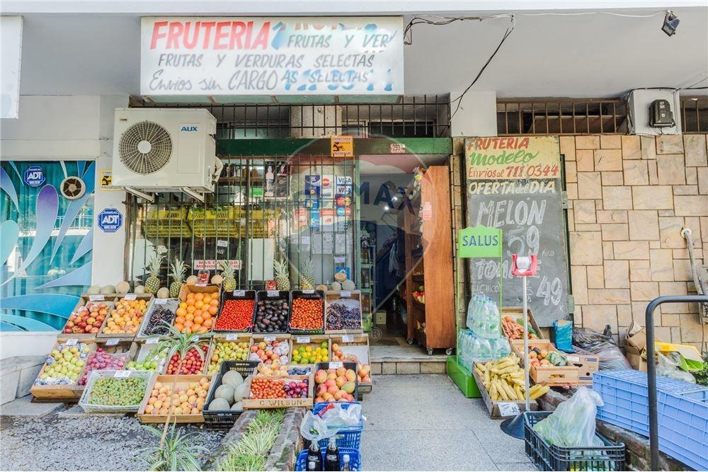 pocitos  local comercial con renta oportunidad
