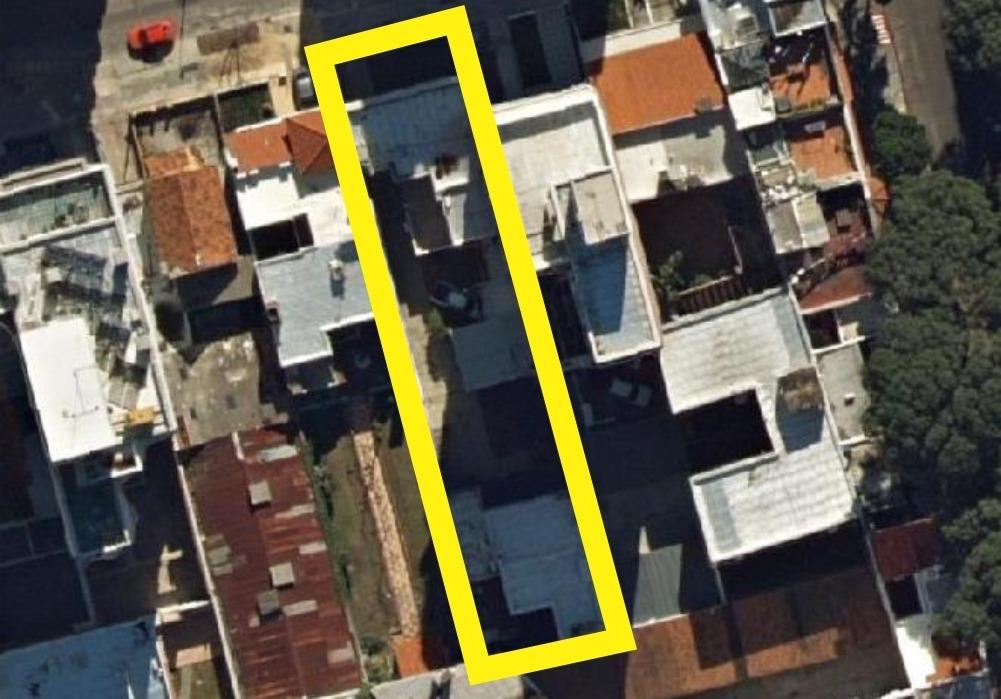 pocitos nuevo - predio de 500 m2 - altura: 27 m. + galibo