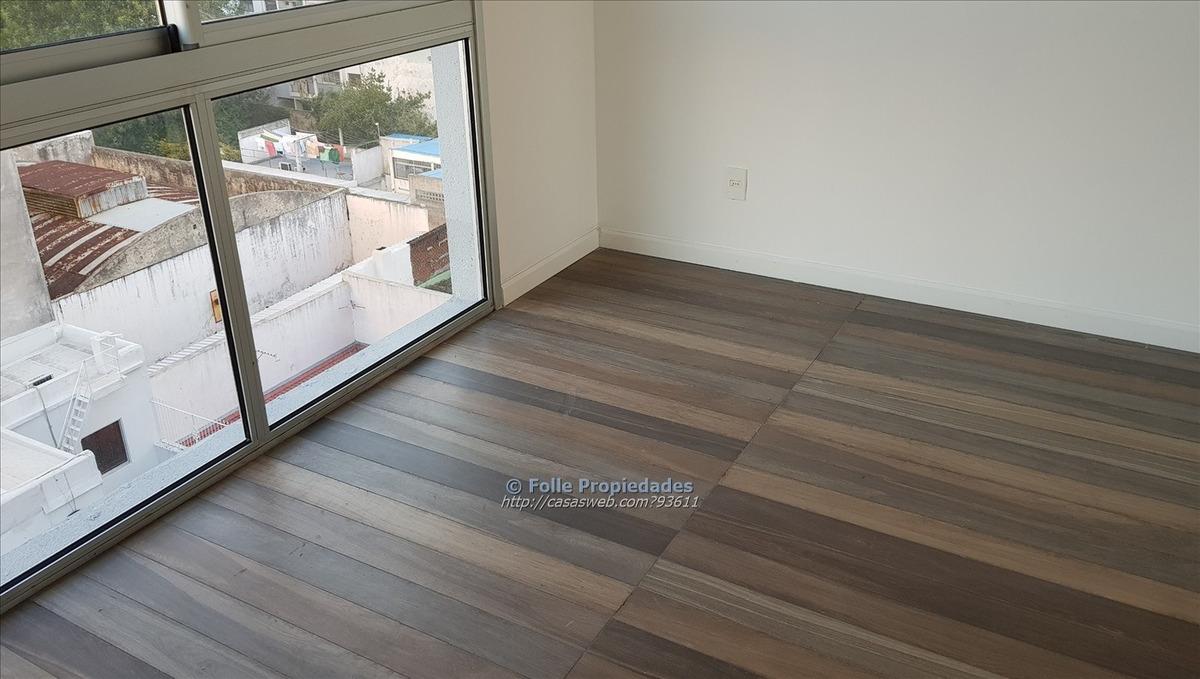pocitos venta apartamento 1 dormitorio terrazas parrillero