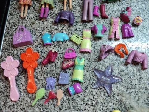 pocket accesorios muñecas polly