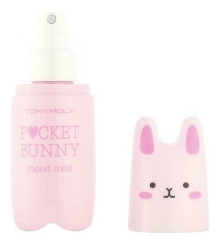 pocket bunny moisture mist y sleek mist- tonymoly