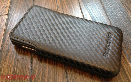 pocket leather blackberry z10 original