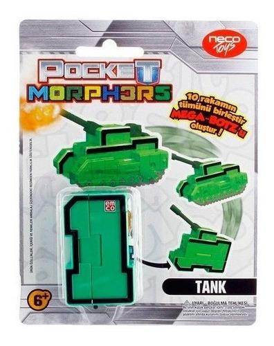 pocket morphers pack x7 + 3 de regalo envío full