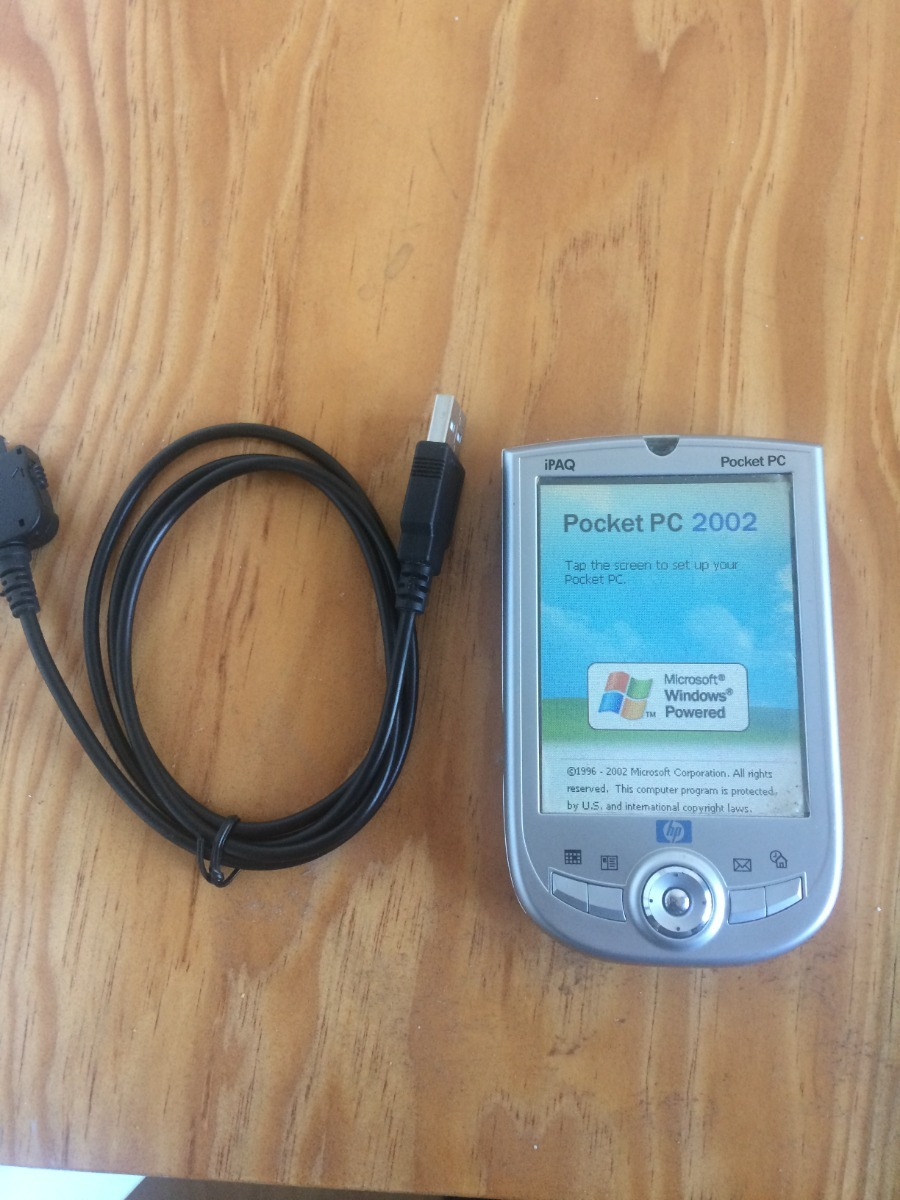 Pocket Pc Hp Ipaq 1910, Word, Excel, Apps - $ 999 00
