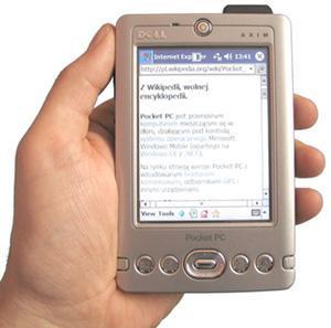 pocket pda dell axim x3 con wi-fi 400mhz ipaq wifi