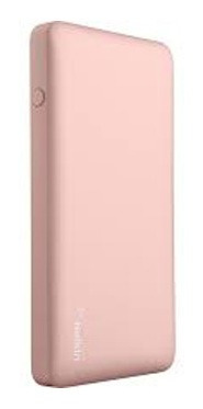 pocket power 5k power bank f7u019btc00 rose gold