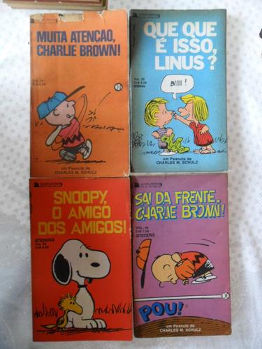 pockets artenova!  charlie brown - vários números!