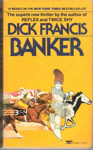 pockt book dick francis banker
