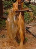 poços artesianos e semi - perfuração,manutenção e bombas