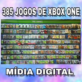 Pocote Com 385 Jogos De Xbox One - Digital