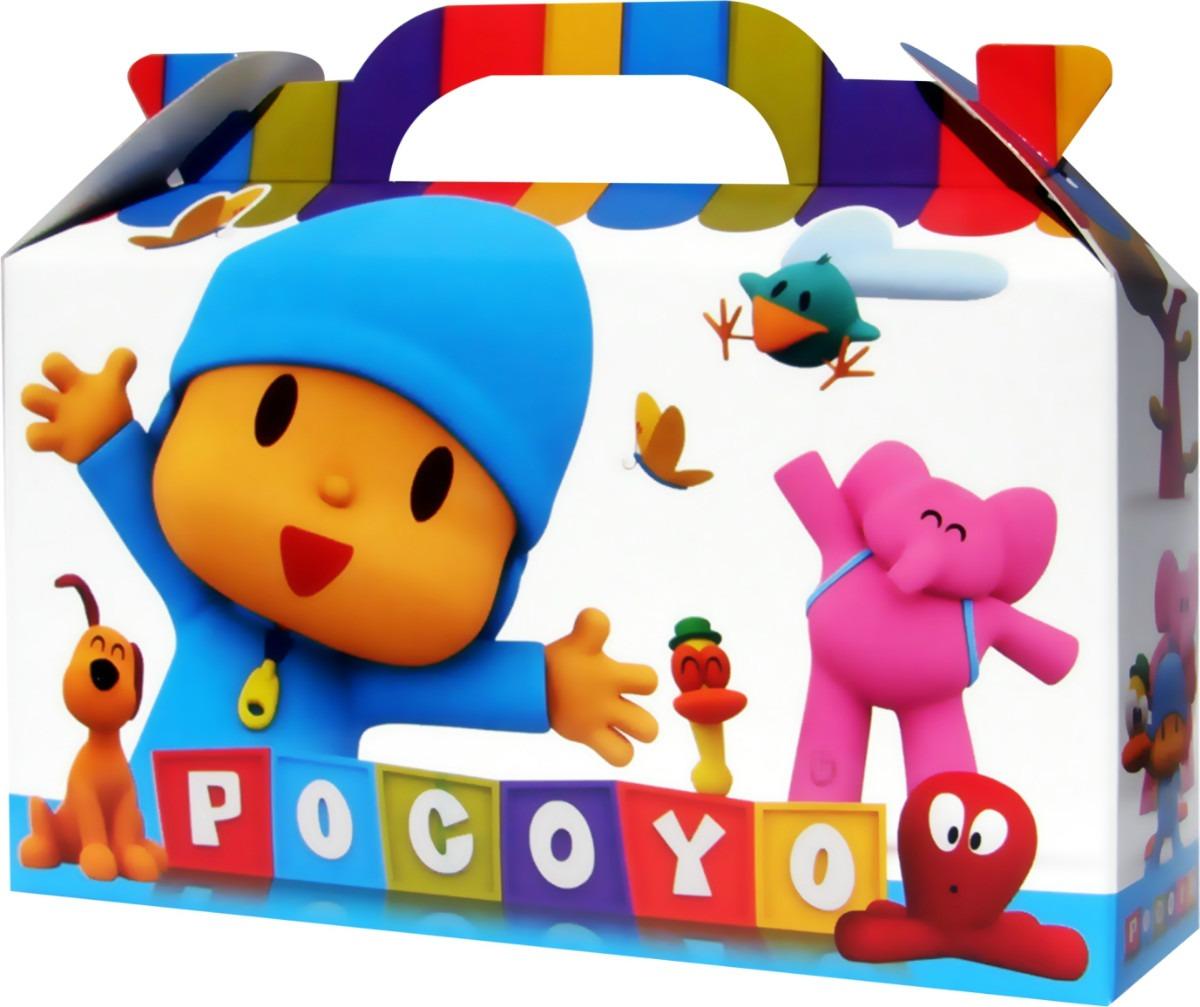 8dd69ab3d Pocoyo Bolsita Golosinera Souvenir Infantil Pack X 10 - $ 75,00 en ...