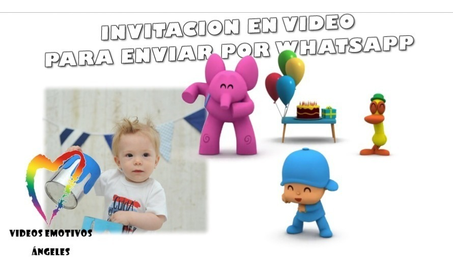 Cumpleaños Pocoyo Video Para Invitacion Para Pocoyo Video Invitacion 29IHWeDYE