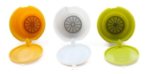 pod capsula recargable cafetera dolce gusto x3 ahorra pods
