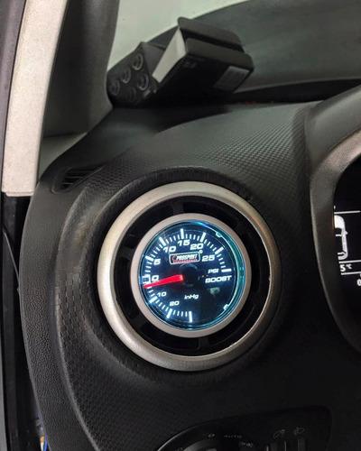 pod para medidor 52mm turbo auto leon audi ford mazda gcp