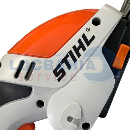 podador de arbustos a bateria hsa 25 - stihl (único disp.)