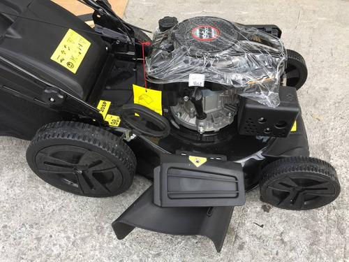 podadora de cesped cortadora de pasto gasolina 196cc 20