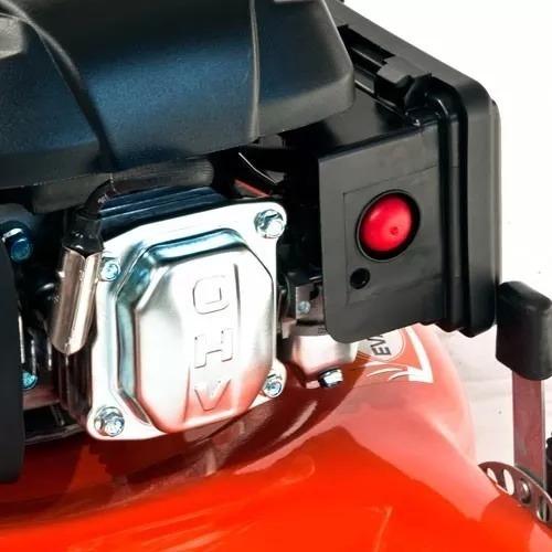 podadora gasolina c/bolsa de 20 pulg corte 4 tiempos evans
