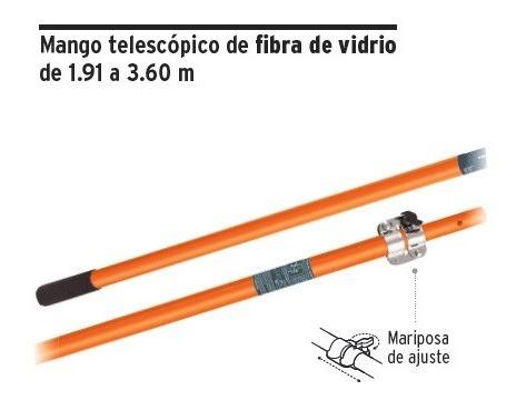 podadora ramas altas con mango telescopico truper tr-82m-f