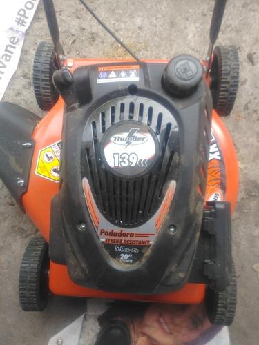 podadoras marca evan  con motor thunder ohv de 140 cc