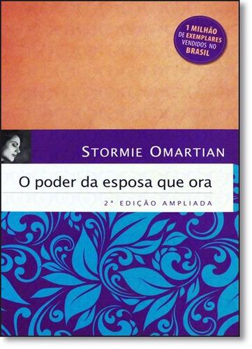 poder da esposa que ora o 02ed 0283  de omartian stormie