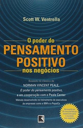 poder do pensamento positivo nos negocios o de ventrella sco