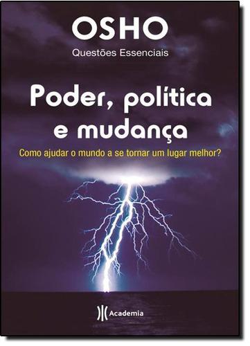poder politica e mudanca de osho