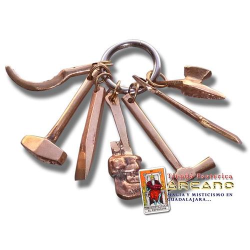 poderoso talismán de las 7 herramientas ( 7 guerreros)