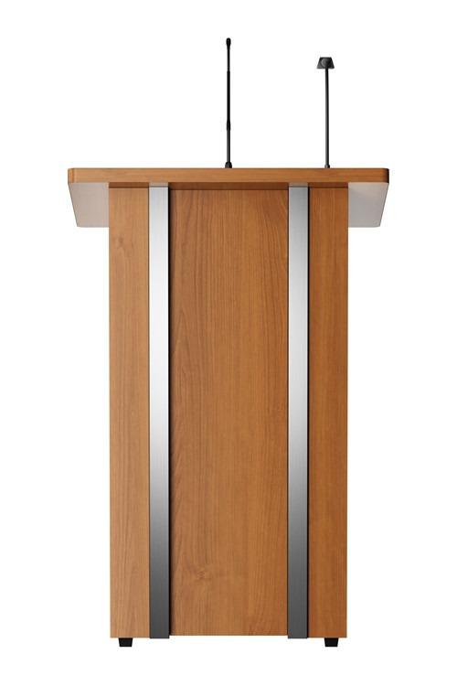 Podium atril pulpito madera 8 en mercado libre - Muebles atril ...
