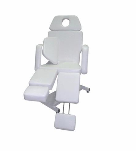 podologia kit cadeira, carrinho, exaustor luminária e mocho