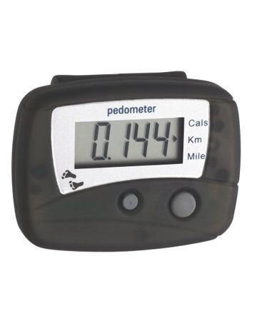 podometro pedometro para contar distancia, calorías y pasos.