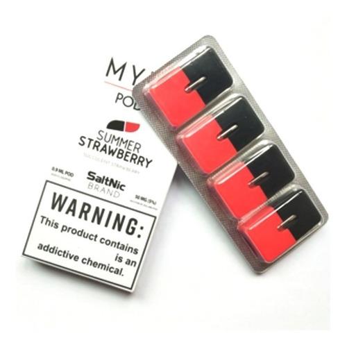 pods sabores myle cigarrillo electrico/vaporizadores
