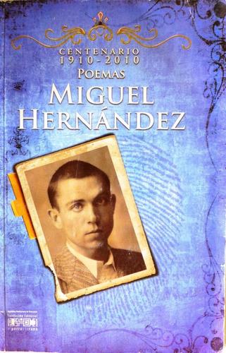 poemas centenario miguel hernández