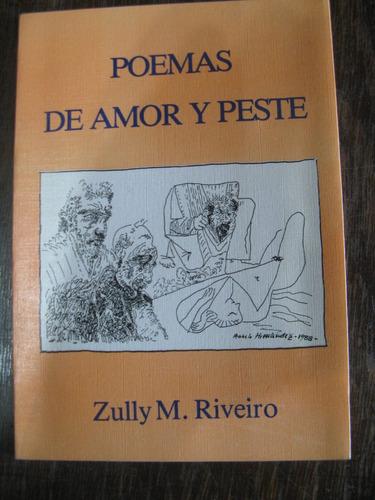 poemas de amor y peste. zully m. ribeiro