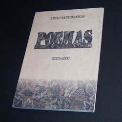 poemas - lidia vinciguerra - 1995
