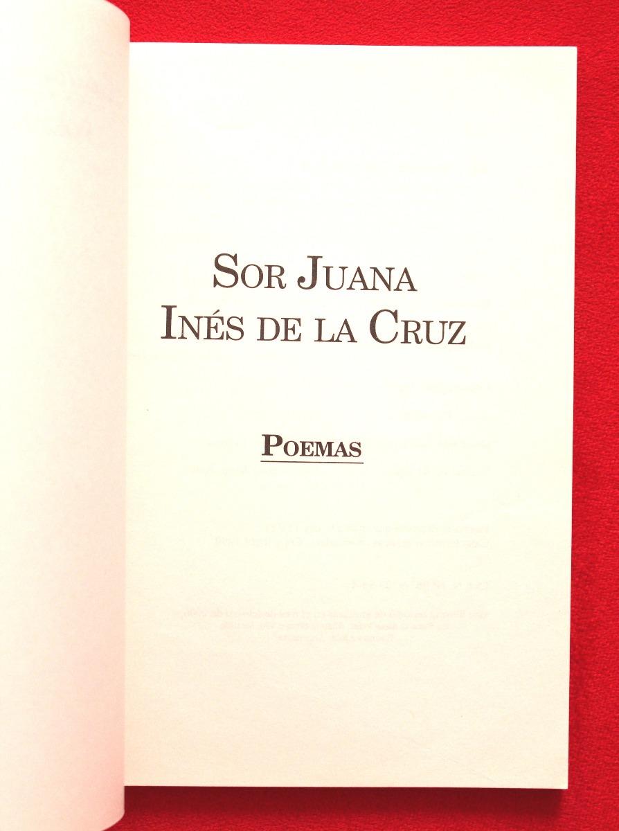 Poemas Sor Juana Inés De La Cruz 20000