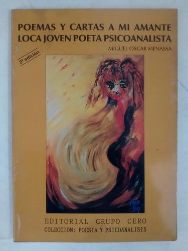poemas y cartas a mi amante loca jóven poeta psicoanalista